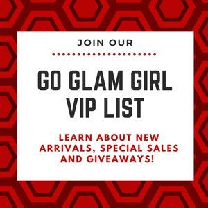JOIN OUR VIP LIST - COMMENT TO JOIN!